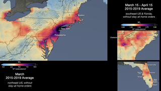 Link to Recent Story entitled: COVID-19: NASA Satellite Data Show Drop in Air Pollution Over U.S.